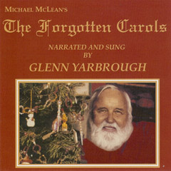 Forgotten Carols  CD Cover